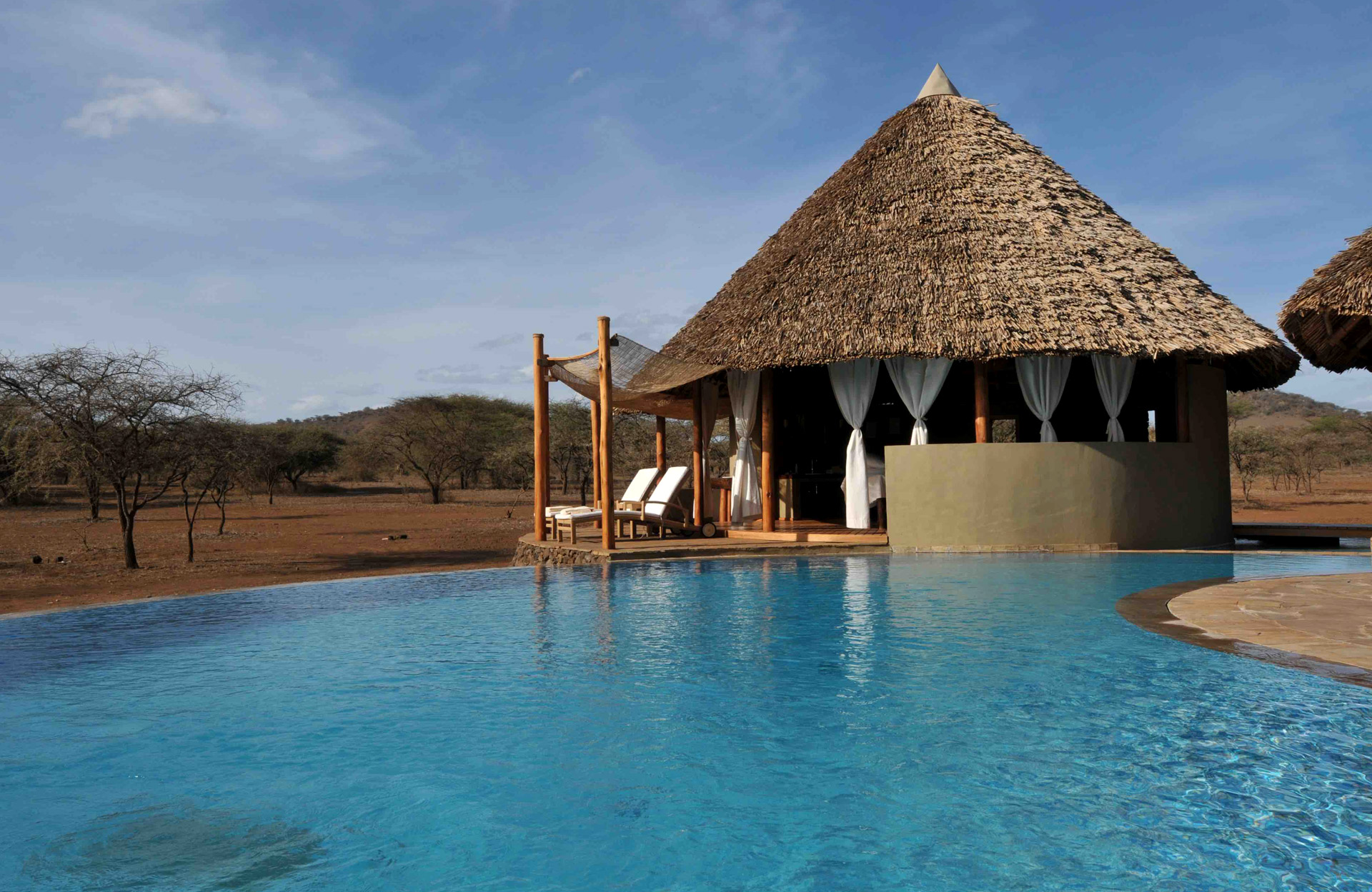 Severin Safari Camp Tsavo West Kenia